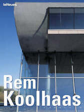 Rem Koolhaas (Archipockets), Koolhaas, Rem, New