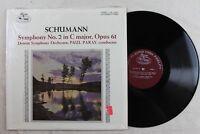 Schumann Symphony No.2 in C Major, Opus 61, Vinyl LP, Mercury Records, Paray
