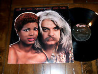 Leon and Mary Russell - Make Love To The Music 1977 Paradise Records LP VG+/VG+