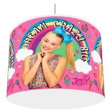 JOJO SIWA PINK RAINBOW LIGHT SHADE KIDS ROOM matches duvet set   FREE P&P