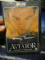 DVD VOLARE - THE AVIATOR - LEONARDO DI CAPRIO - NUOVO IN CELLOPHANE