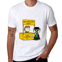 Breaking Bad Cotton Men Funny T-shirt Short Sleeve Tee White Casual Cloth Tops
