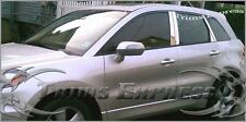 Fit for 2005-2009 Hyundai Tucson 8Pc Chrome Pillar Post Trim Stainless Steel