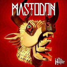 Mastodon The Hunter PA Version CD New Sealed