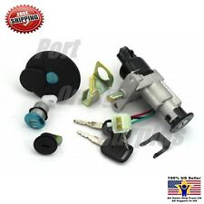 Ignition Switch Key Set Kit for GY6 50cc 125cc 150cc Moped Scooter 4 Pin Taotao
