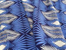 Viscose Fabric 100% (per metre) 'Mosaic B', dress fabric