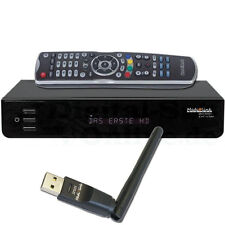 ► Medialink Black Panther 1xCX 1xCI Plus HD LAN USB DVB-C Kabelreceiver + WiFI