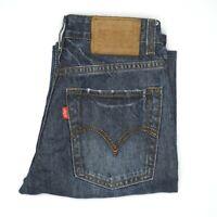 Levi Strauss 569 Mens Blue Denim Jeans Size W28 L30