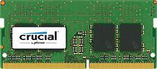 Memoria DDR4 8GB crucial Sodimm 2400mhz