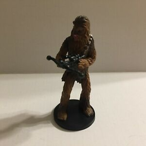"""Official Star Wars Chewbacca 3"""" Plastic Figure"""