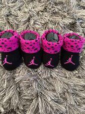 Baby Jordan Bootie 0-6 Mnths