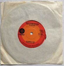 """McGuinness Flint - When I'm Dead And Gone - Capitol Records 7"""" Single CL 15662"""
