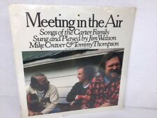 Meeting In The Air, Carter Family songs Lp Red Clay Ramblers SEALED Flying Fish