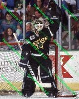 Jon CASEY MINNESOTA NORTH STARS 8 X 10 glossy PHOTO hockey #M4p3gs9a