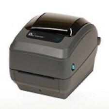Zebra GX430t - GX43-102520-000 - Thermodirektdrucker - Thermotransferdrucker