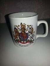 Queen Elizabeth II Silver Jubilee Commemorative Mug 1977 Perfect condition