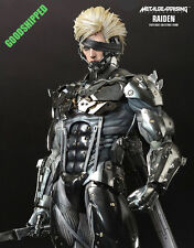 HOT TOYS MGS METAL GEAR SOLID RISING REVENGEANCE RAIDEN 1/6 IN STOCK PERFECT LOT