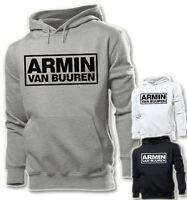 ARMIN VAN BUUREN  SWEAT HOODIE S-XXL UNISEX MUSIC IBIZA TRANCE DJ DANCE