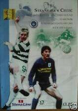 Stranraer v Celtic 28/01/01 - Live on SKY TV