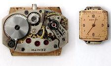 ZENITH  525  original ladies watch movement for parts / repair  (5314)