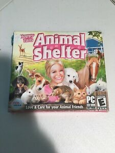 Happy Tails: Animal Shelter PC CD-Rom Game