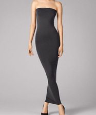 WOLFORD FATAL TUBE DRESS in Graphit, Size: S  Ret:$215 New in Box/Tags