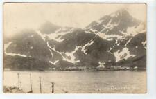 More details for south georgia 1921 from hms weymouth: south georgia postcard (c61062)