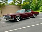 1966 Chevrolet Caprice  1966 Chevrolet Caprice Coupe Red RWD Automatic