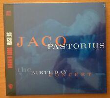 JACO PASTORIUS The Birthday Concert CD neuf scellé / sealed Warner Bros. Masters