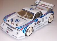 0138 - Carrozzeria Lancia Beta. 037 1/8 scale GT RC car body slash traxxas