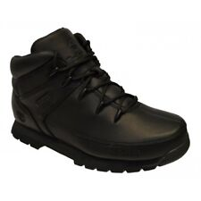 Timberland Euro Sprint Juniors Black / Black (Z14) A13KB Boots All Sizes