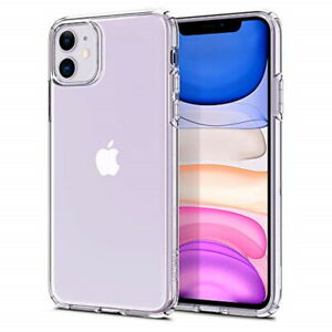 For iPhone 11/ 11 PRO/11 MAX Soft Silicon TPU crystal clear ultra slim back case