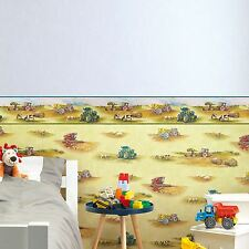 Rasch tracteur Papier Peint - 293203-Nouvelle Chambre Decor