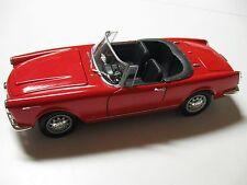 WELLY 1:24 SCALE 1960 ALFA ROMEO SPIDER 2600 CONV. DIECAST CAR W/O BOX