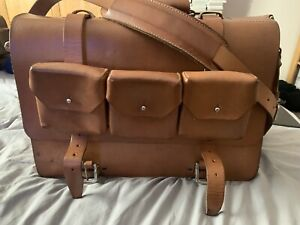 Kendal And Hyde Leather Bag (Large)
