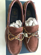NewCole Haan Pinch Rugged Camp Men's Slip On Loafer Moccasins Boat Shoes US-9M