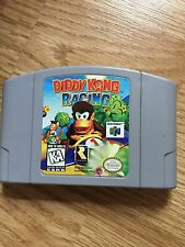 Diddy Kong Racing Nintendo 64 N64 Game Cart Good Works NG1