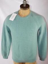 AUTH $1600 Salvatore Ferragamo Men 100% Cashmere Sweater M