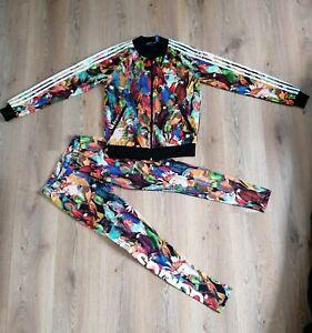 Adidas X Farm Passaredo Tropical Outfit Set
