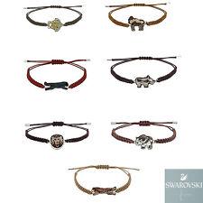 bracciale donna swarovski originale animali fiona endangered animals authentique