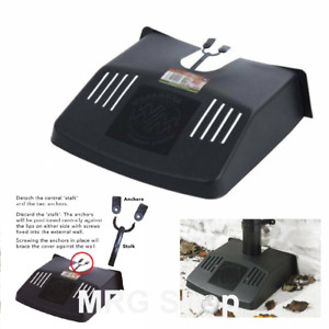 Plastic Heavy Duty Drain Pipe Grid Cover Gutter Galley Protector Leaves Guard