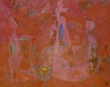 Tamayo Rufino Childrens Games Canvas 16 x 20  #7253