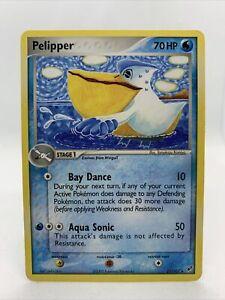 2005 Pelipper Ultra Rare Ex Deoxys Pokemon Card NM 21/107