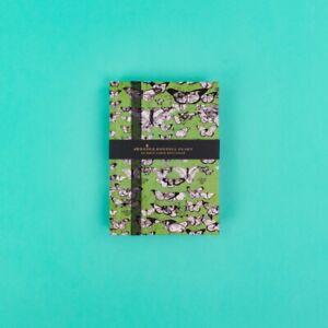 JESSICA RUSSELL FLINT Butterflies A6 Hard back Designer Note book RRP £20 New