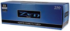 1000 (4x250) ZEN® White Tubes (Hülsen, Filterhülsen, Zigarettenhülsen)