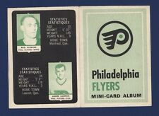 1969-70 O-Pee-Chee MINI-CARD ALBUM Flyers EXMT+ Sharp !!