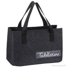 Filztasche Tüdelkram Einkaufstasche Shopper Tasche Aufbewahrungskorb * Aktion