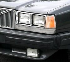 4x Scheinwerfer Volvo 740 744  745 GL Umrüstung US zu EU Umbau Umrüst H4 TÜV NEU