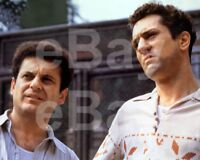 Raging Bull (1980) Joe Pesci, Robert De Niro 10x8 Photo