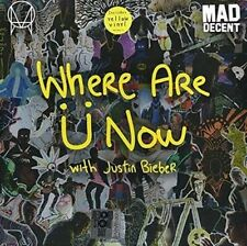 Justing Bieber & Jack U Where Are Now RSD 2016 Remix Vinyl 12""